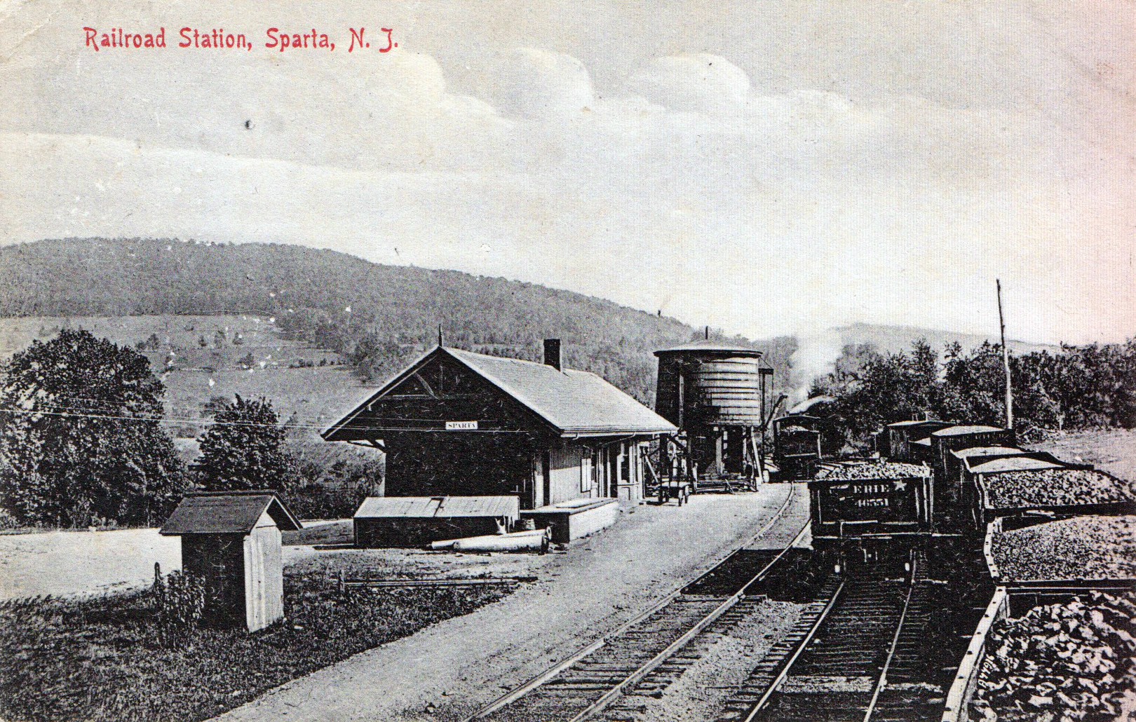 Historic Train station